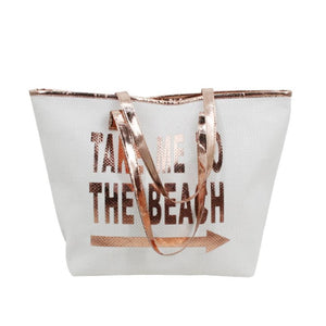Beach Day Shoulder Bag