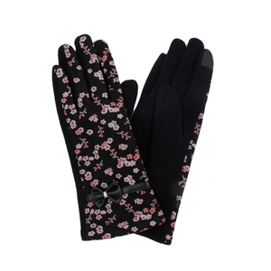Spring Flower Field Gloves