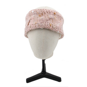 Multi-Knitted Headband