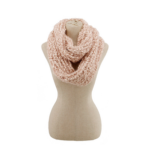 Winter Knit Scarf