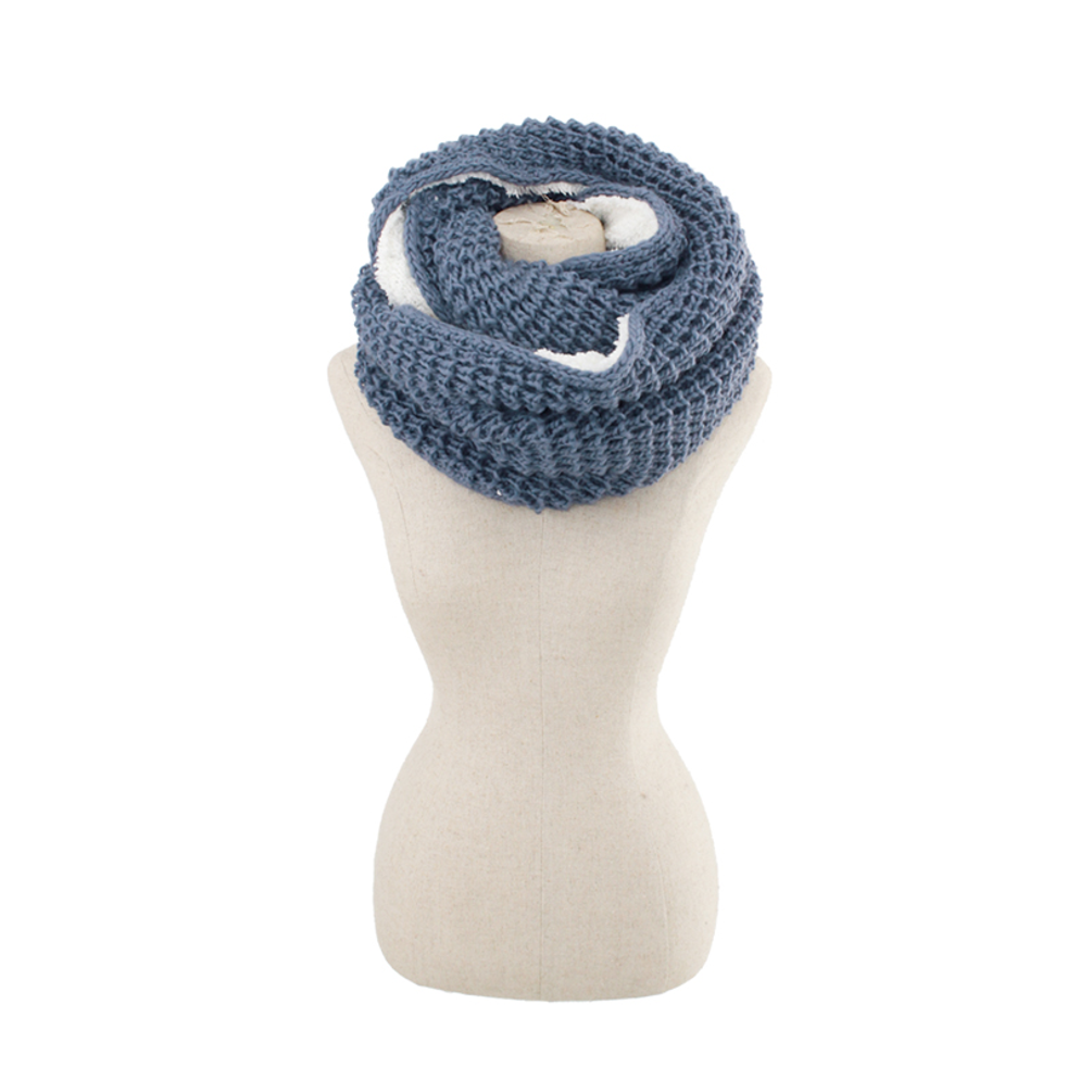 Basic Knit Scarf