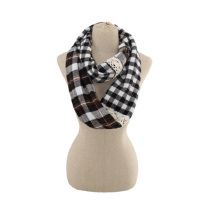 Picnic Plaid Scarf