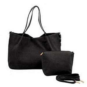 2 PC Tote Bag Set