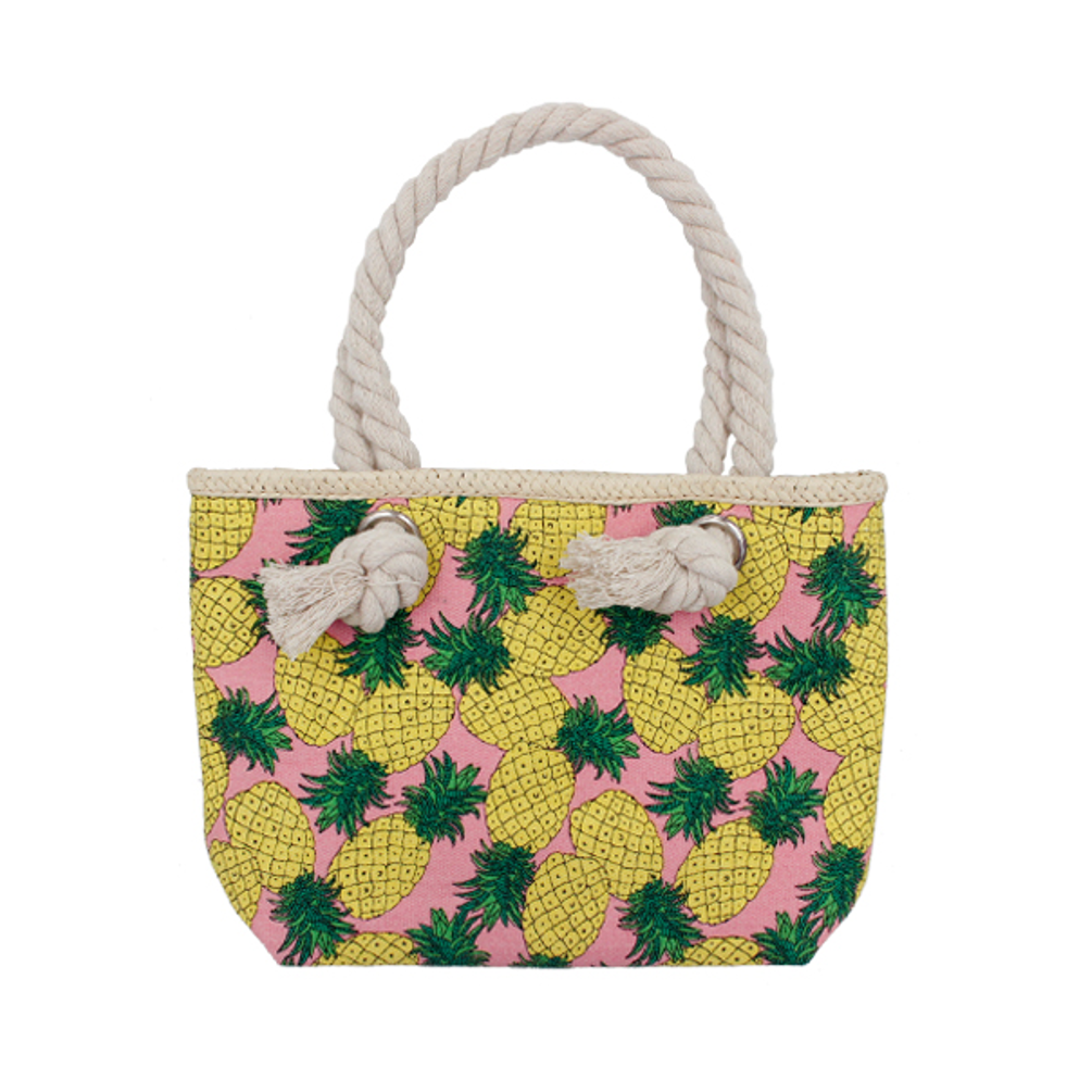 Kid's Pineapple Handbag
