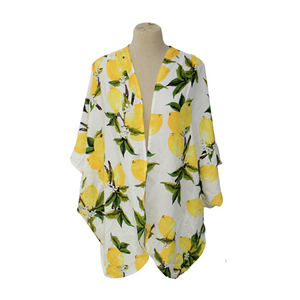 Lemon Tree Shrug