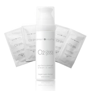O2 OXYGEN CLEANSER + 5-DAY TRAVEL PACK
