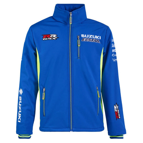 MOTOGP TEAM SOFTSHELL SPORT JACKET