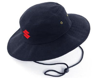 Suzuki Wide Brim Sunhat - Support Rural Aid and Buy A Bale