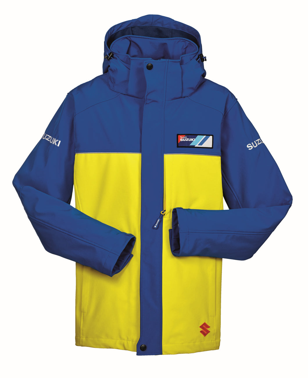 TEAM YELLOW WATERPROOF JACKET