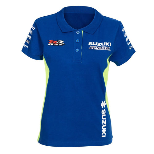 TEAM SUZUKI MOTOGP TEAM POLOSHIRT LADIES