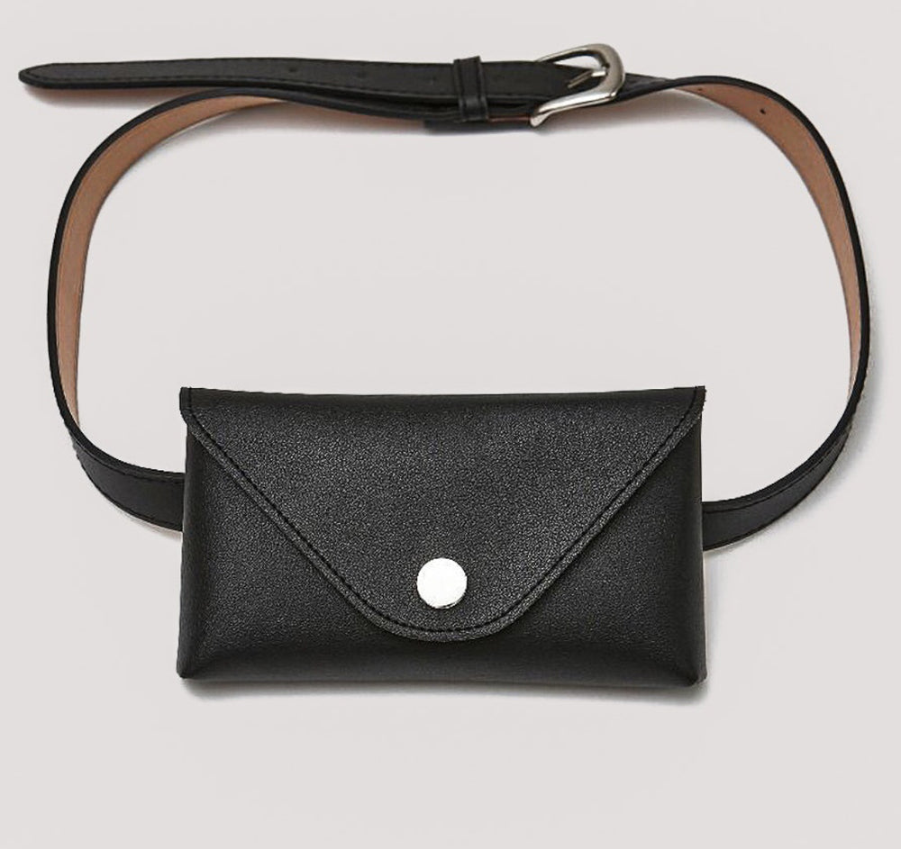 Pouch belt bag