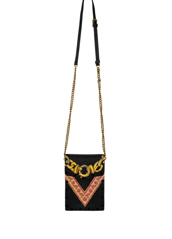 Gold Shoulder Bag