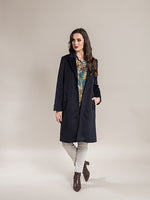 Winter Coat Navy