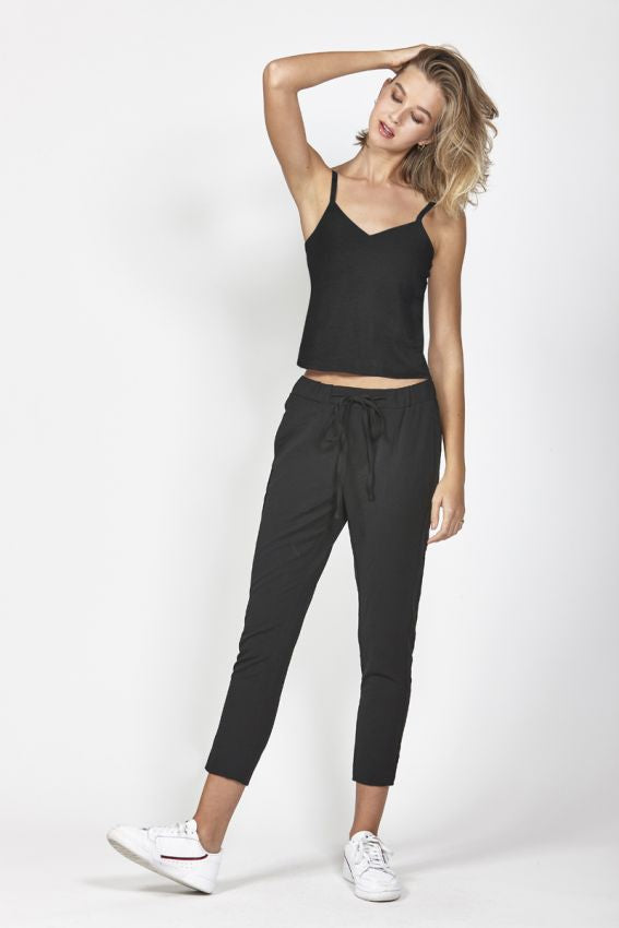 Layer Cami Black