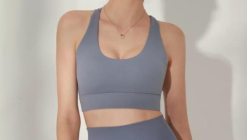 Sports Bra with adjustable strap