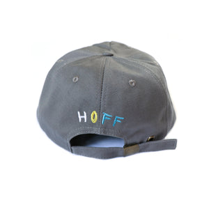 Mountain Cap - Grey 5 Panel