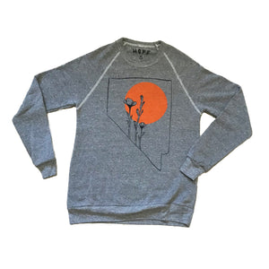 NV Wildflower Unisex Crewneck