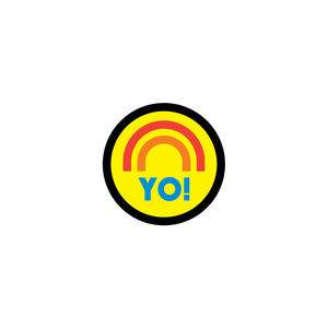 YO! Sticker