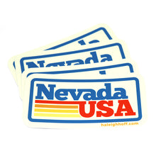 Nevada USA Sticker
