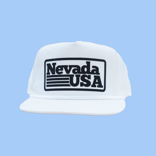 Nevada USA Retro Snapback