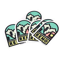Reno Pastel Sticker