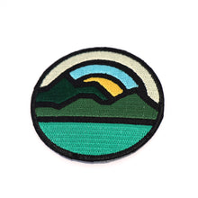 Summer Mountains Patch