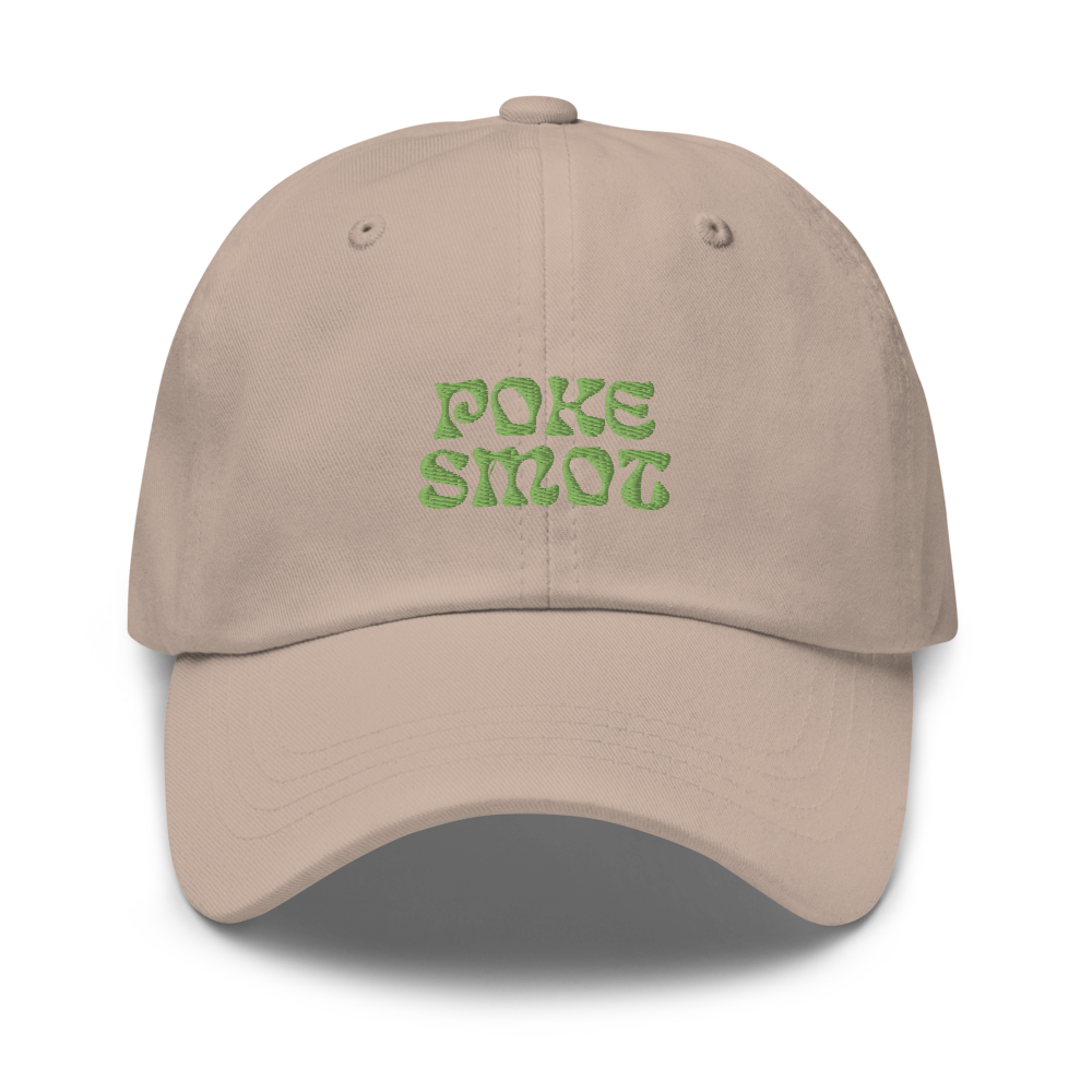Poke Smot Dad Hat