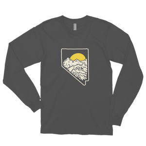 Nevada Mountains Long Sleeve