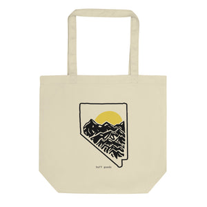 NV Mountains Tote