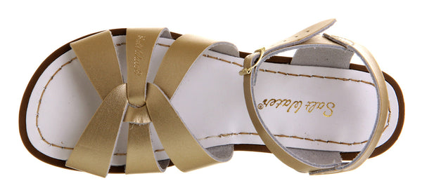 Saltwater Sandals Original - Gold
