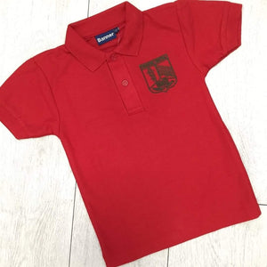 Dromore Red Polo