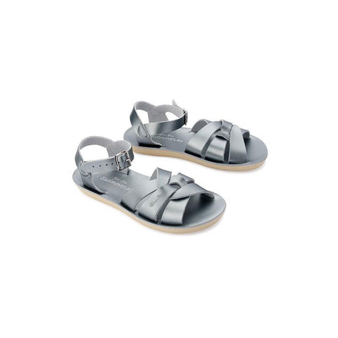 Saltwater Sandals Swimmer 'Pewter'
