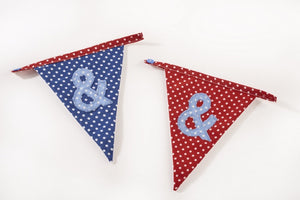 Bunting Boys Dotty  &
