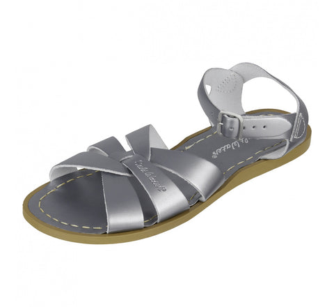 Saltwater Sandals Original - Pewter
