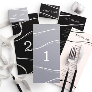 ZEPHYR Table Numbers