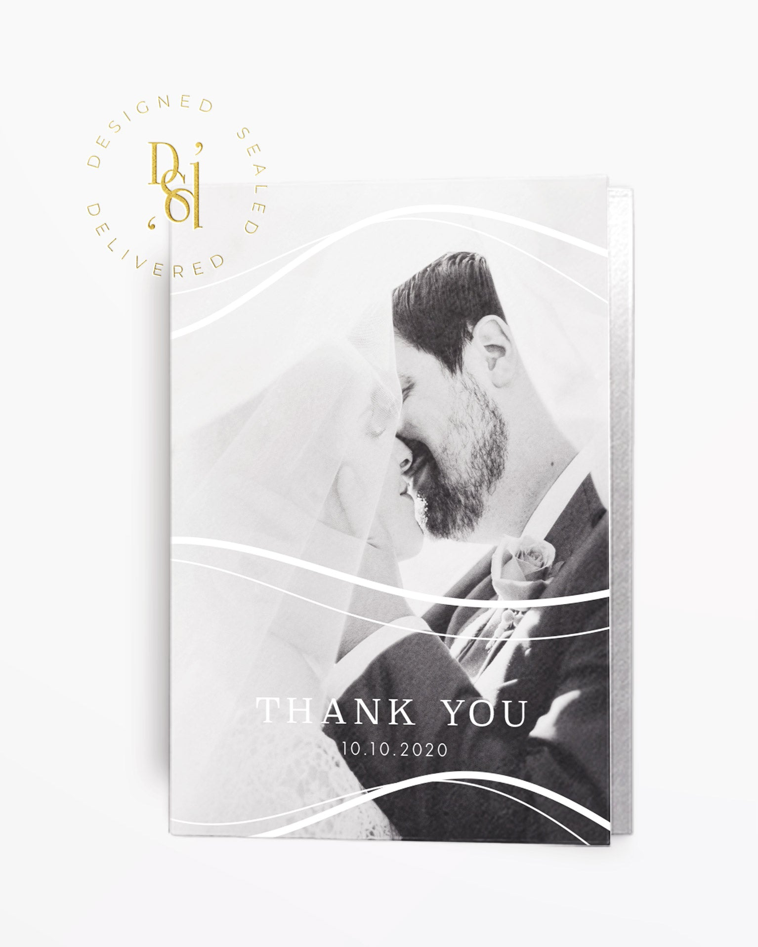 ZEPHYR Thank you cards