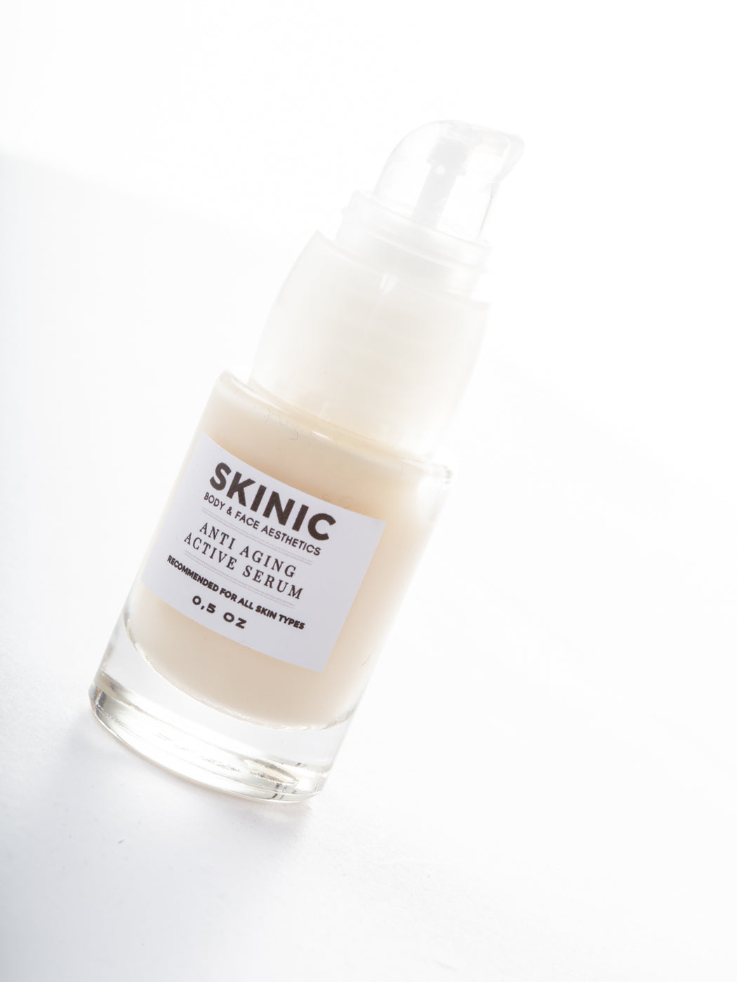 Anti Aging Active Serum - Cassie Skin Care