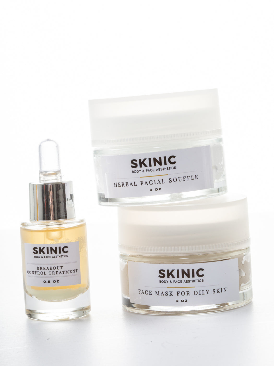 Acne Kit (3 Steps) - Cassie Skin Care