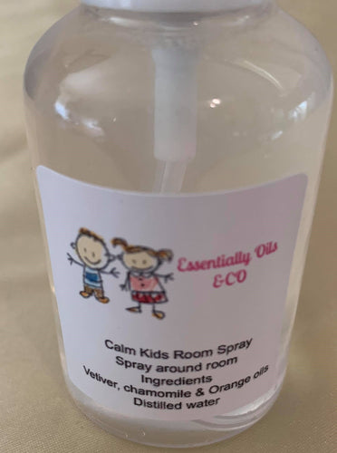 Calm Kids Room Spray