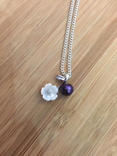 Flower for You Pendant
