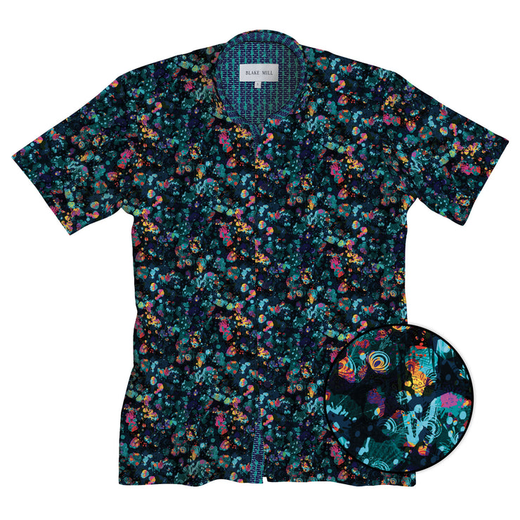 Octopus's Garden Short Sleeve Shirt