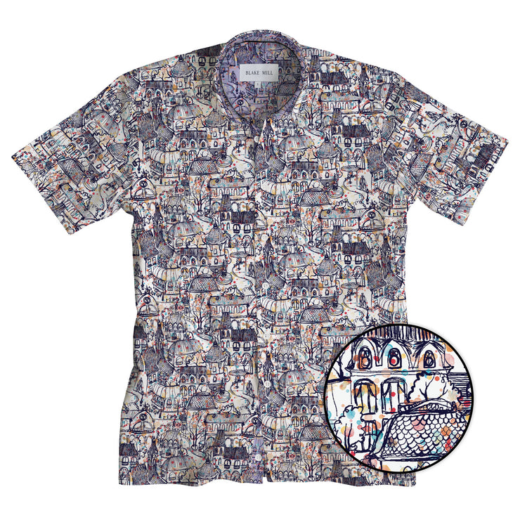 Paris Short Sleeve Shirt