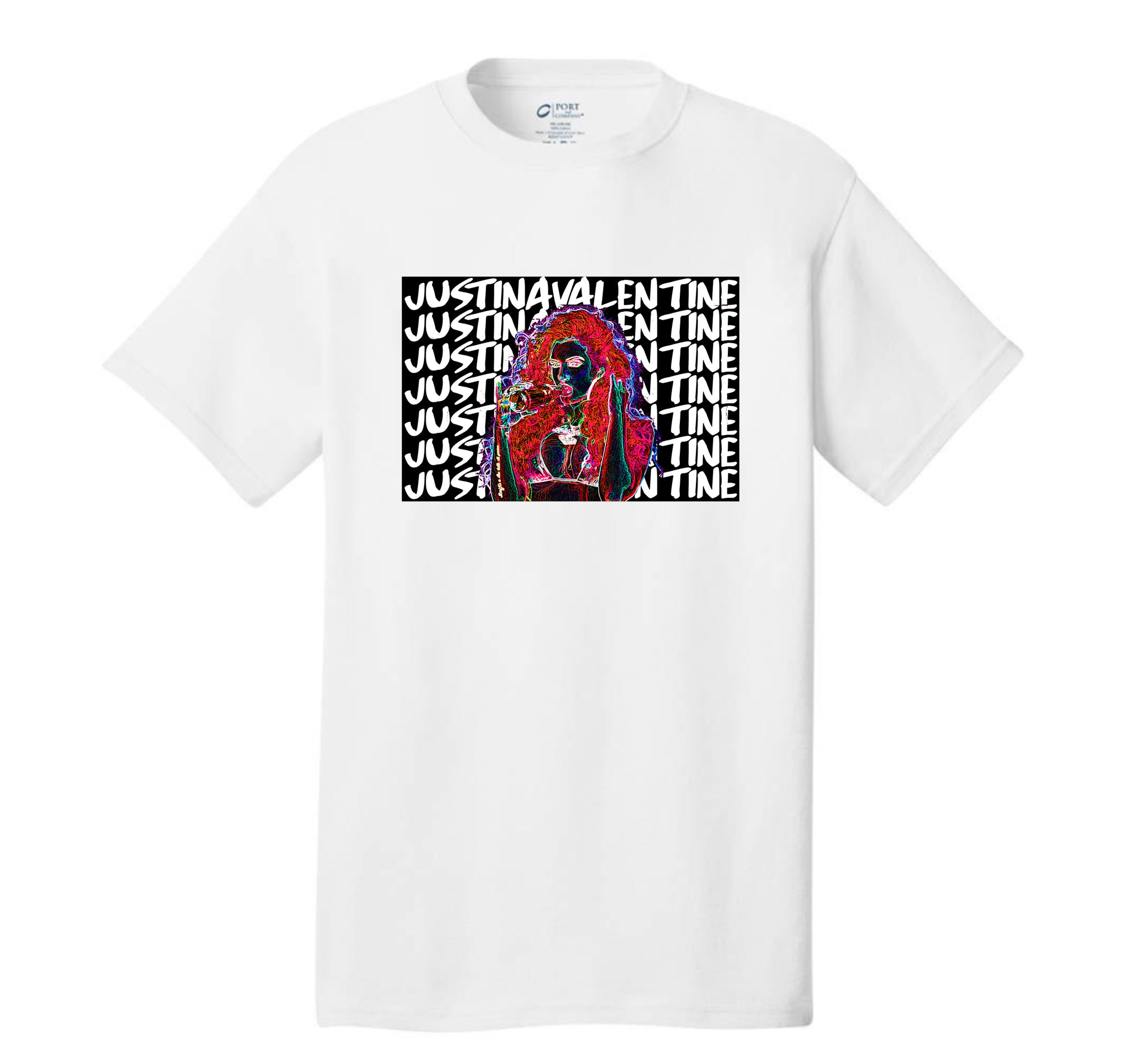 Strawberry Soda NEON T-Shirt