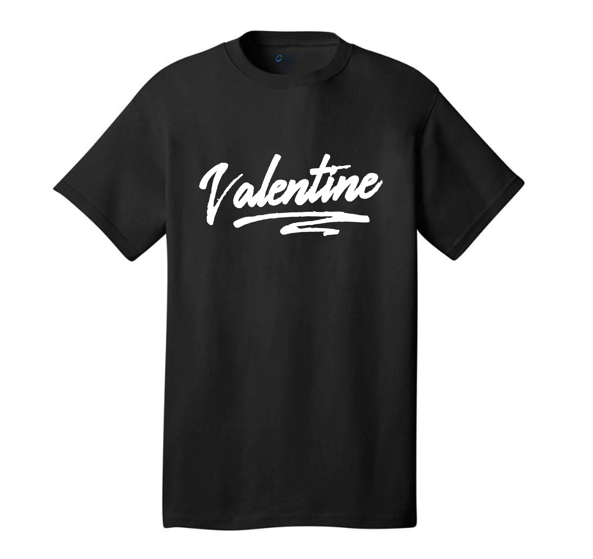VALENTINE FULL WHITE TEE