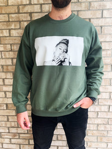 Money Crew Neck Sweatshirt