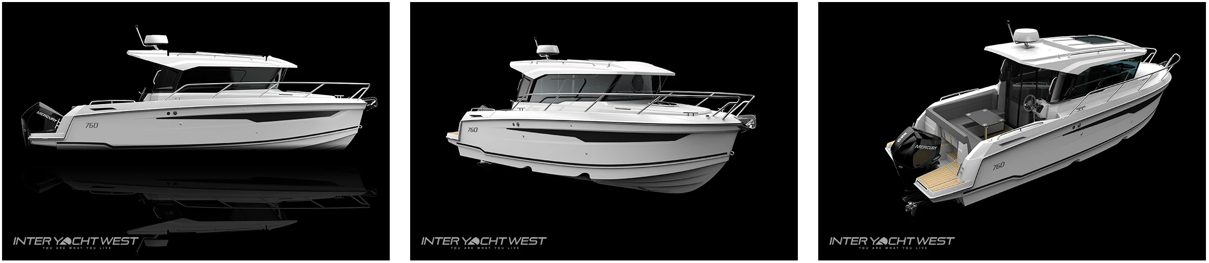 Parker 760 Explorer | Inter Yacht West