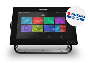Raymarine AXIOM 9 / Suzuki Paket (DF150 - DF350) | Inter Yacht West