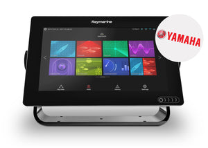 Raymarine AXIOM 9 / Yamaha Paket | Inter Yacht West