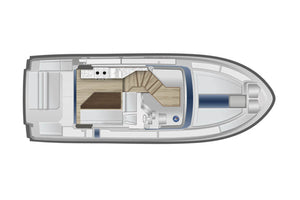 Delphia Escape 1150 Skizze 1 von Inter Yacht West