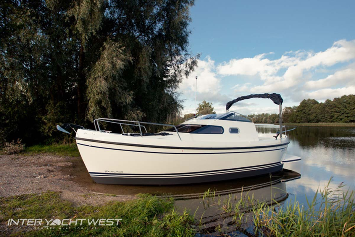 Delphia Nano | Motorboot von Inter Yacht West